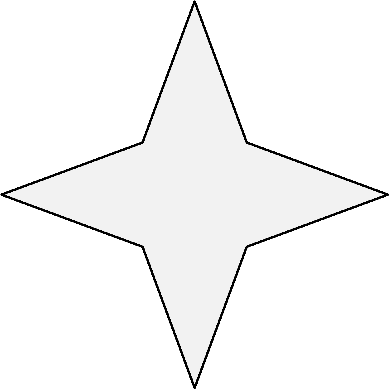 Pdf - Ninja Star Icon Png Clipart - Full Size Clipart ...