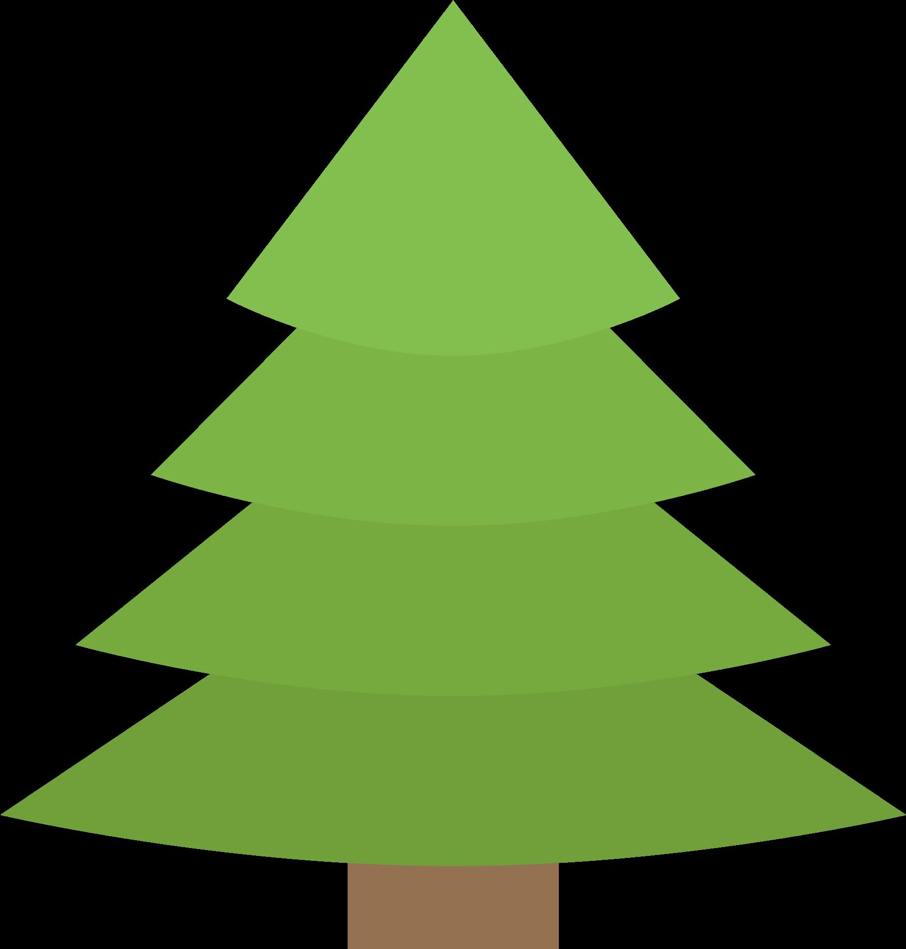 Tall Christmas Tree Clipart.Iron On T Shirt Transfers Christmas Tree Cartoon Plan