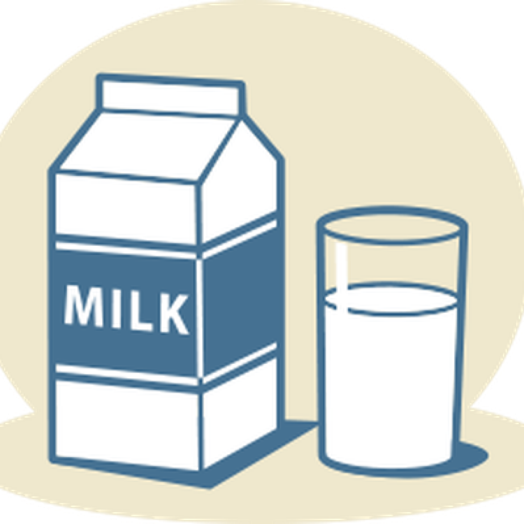 Milk Clipart Lunch Milk Clipart Png Download Full Size Clipart 2011601 Pinclipart