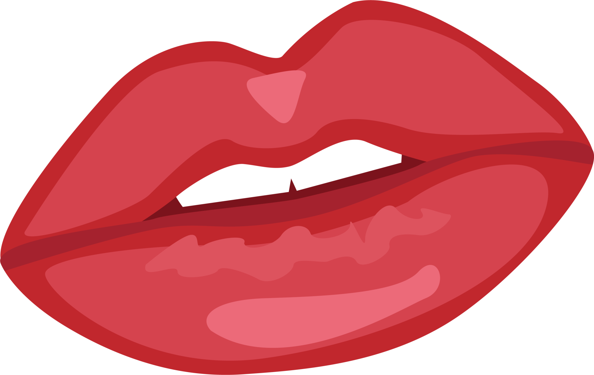 Lip Red Android Application Package Cartoon Lips Lips Gif Png Clipart Full Size Clipart 2011983 Pinclipart