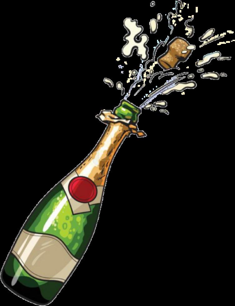 Картинке про, прикольные картинки шампанское с ромашкой