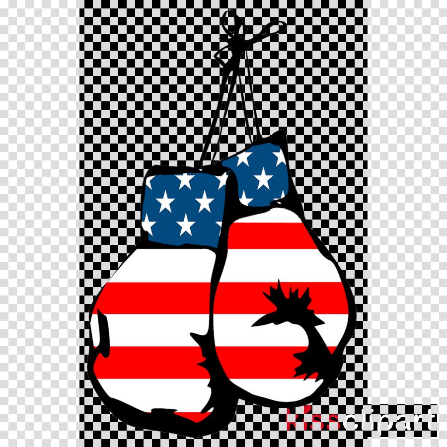 Wrestling Gloves Clipart Boxing Glove Clip Art - Hanging ...