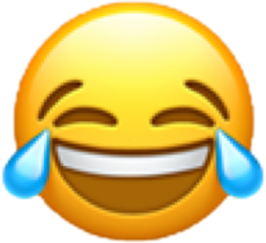 Laughing Emoji Transparent Pictures To Pin On Pinterest ...