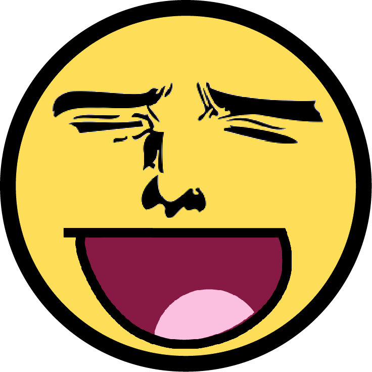 Mad Face Png - Anime Meme Face Png Clipart - Full Size ...
