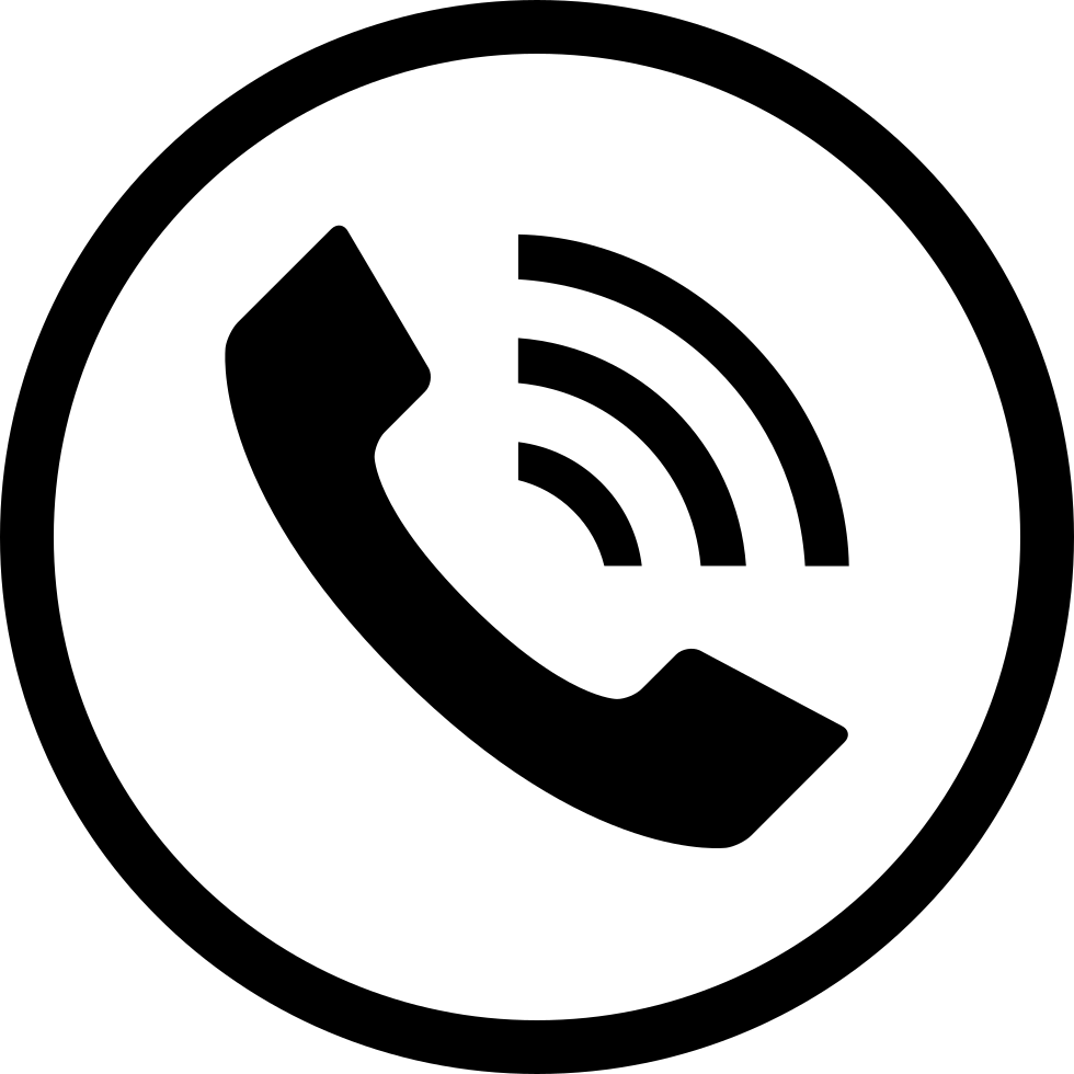 Telephone Logo In Png Clipart - Full Size Clipart ... (980 x 980 Pixel)