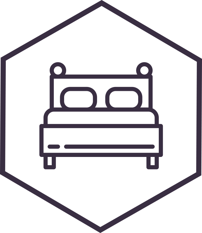 Guest Booking Icon Bed Clipart Full Size Clipart