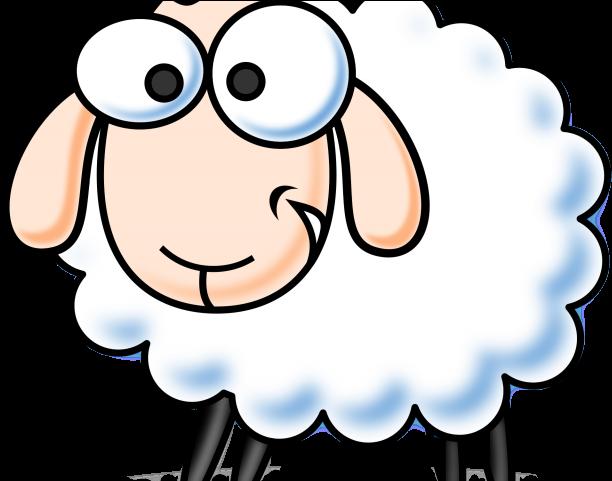 Sheep Clipart Mommy - New Zealand Sheep Cartoon - Png