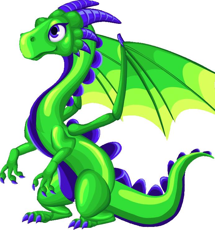 Картинки дракончика для детей