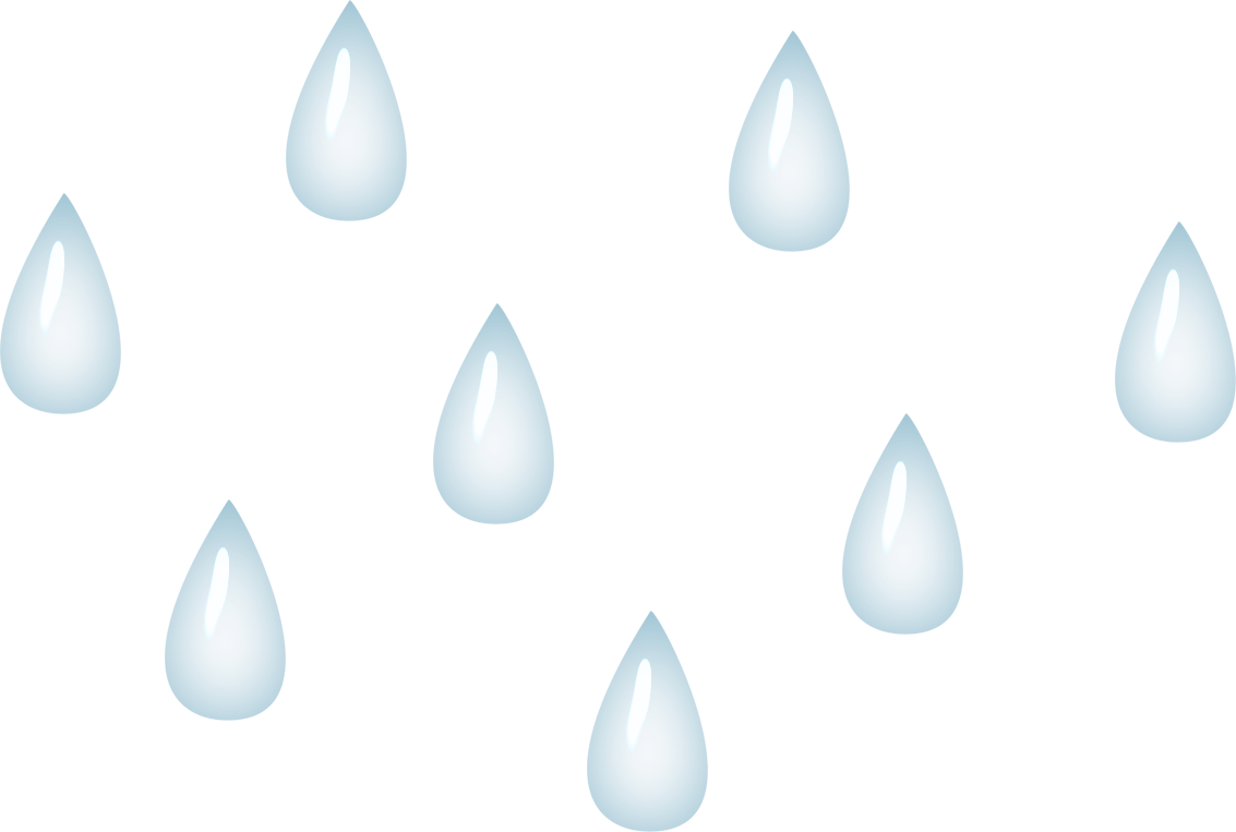 Картинки капелька дождя на белом фоне