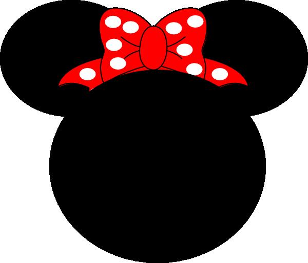 Cabeza De Minnie Mouse Clipart Full Size Clipart 2175718 Pinclipart
