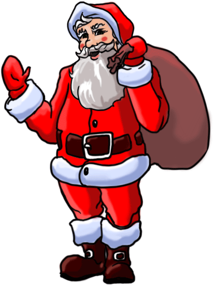 how to draw santa claus step by step for kids christmas day clipart full size clipart 2188638 pinclipart how to draw santa claus step by step