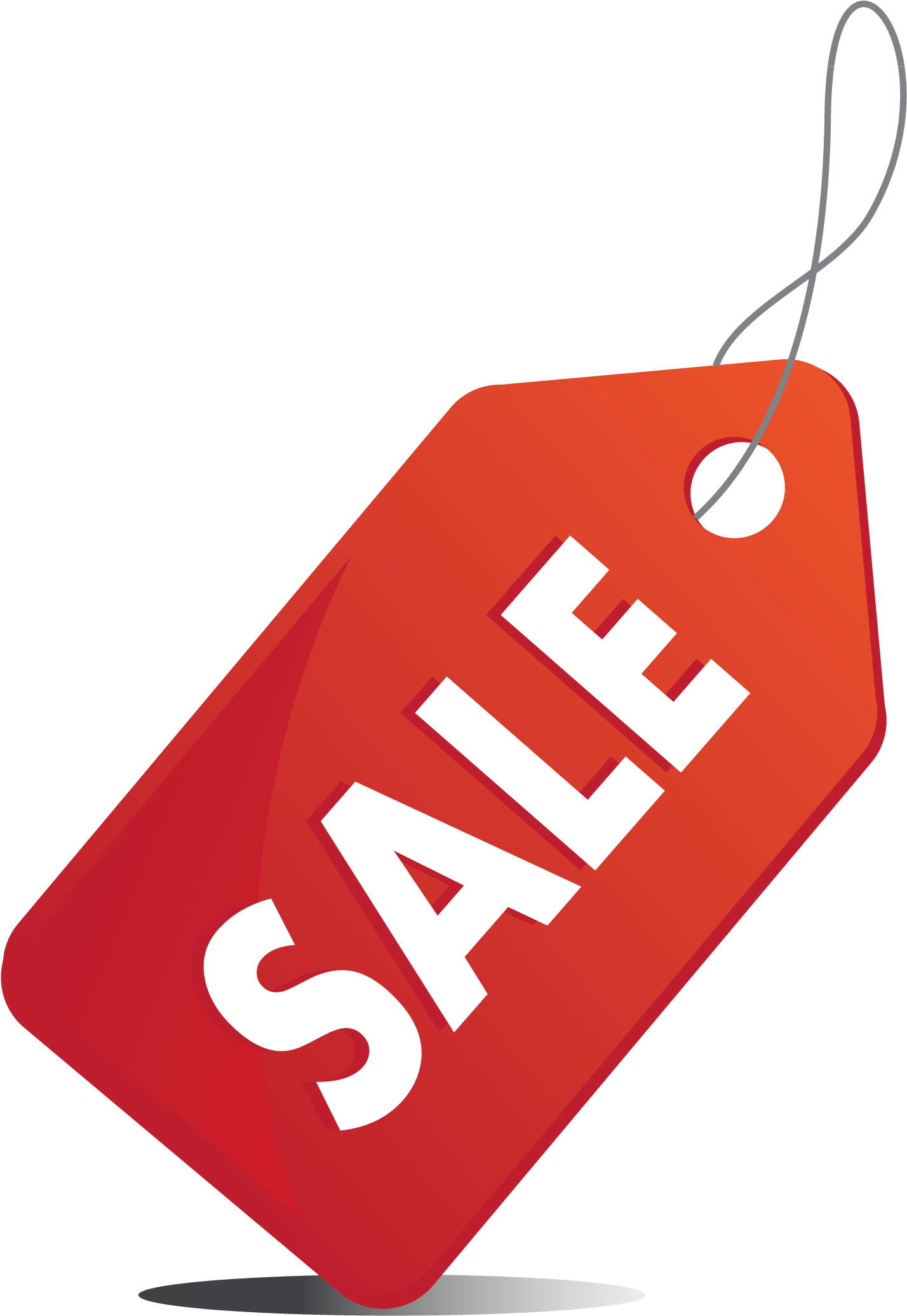 On Sale Now stock illustration. Illustration of