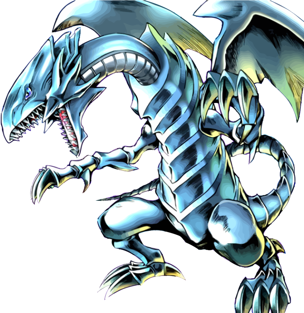 Blue Eyes White Dragon And Red Eyes Black Dragon Wallpaper Clipart