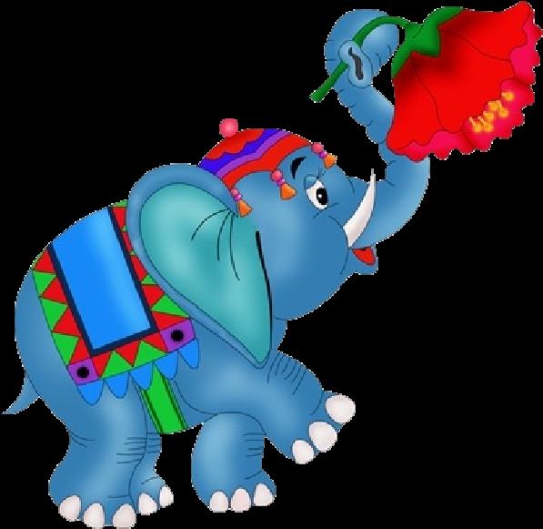 Funny Circus Elephant Holding Flowers With Trunk Cartoon Circus Elephant Cartoon Png Clipart Full Size Clipart 246437 Pinclipart La india, elefante, bandera de la india es una imagen png hd cargada por roxvowissesep con resolución 8000*6357. circus elephant cartoon png clipart