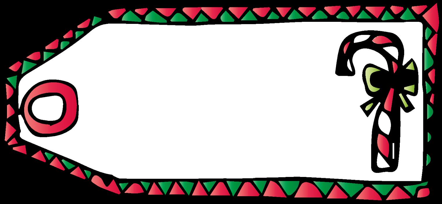 Christmas Thank You Clip Art - Clip Art