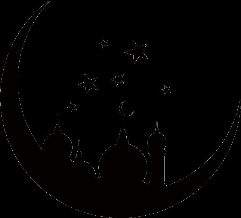 Полумесяц мусульман картинки