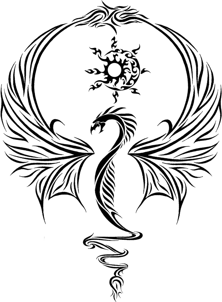 Tattoo Sleeve Artist Dragon Female Arm Clipart Full Size Clipart 2630673 Pinclipart