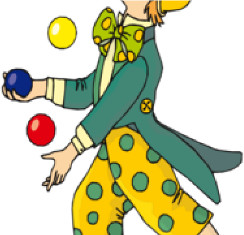 Juggling Clipart Joker Png Download Full Size Clipart 2843999 Pinclipart
