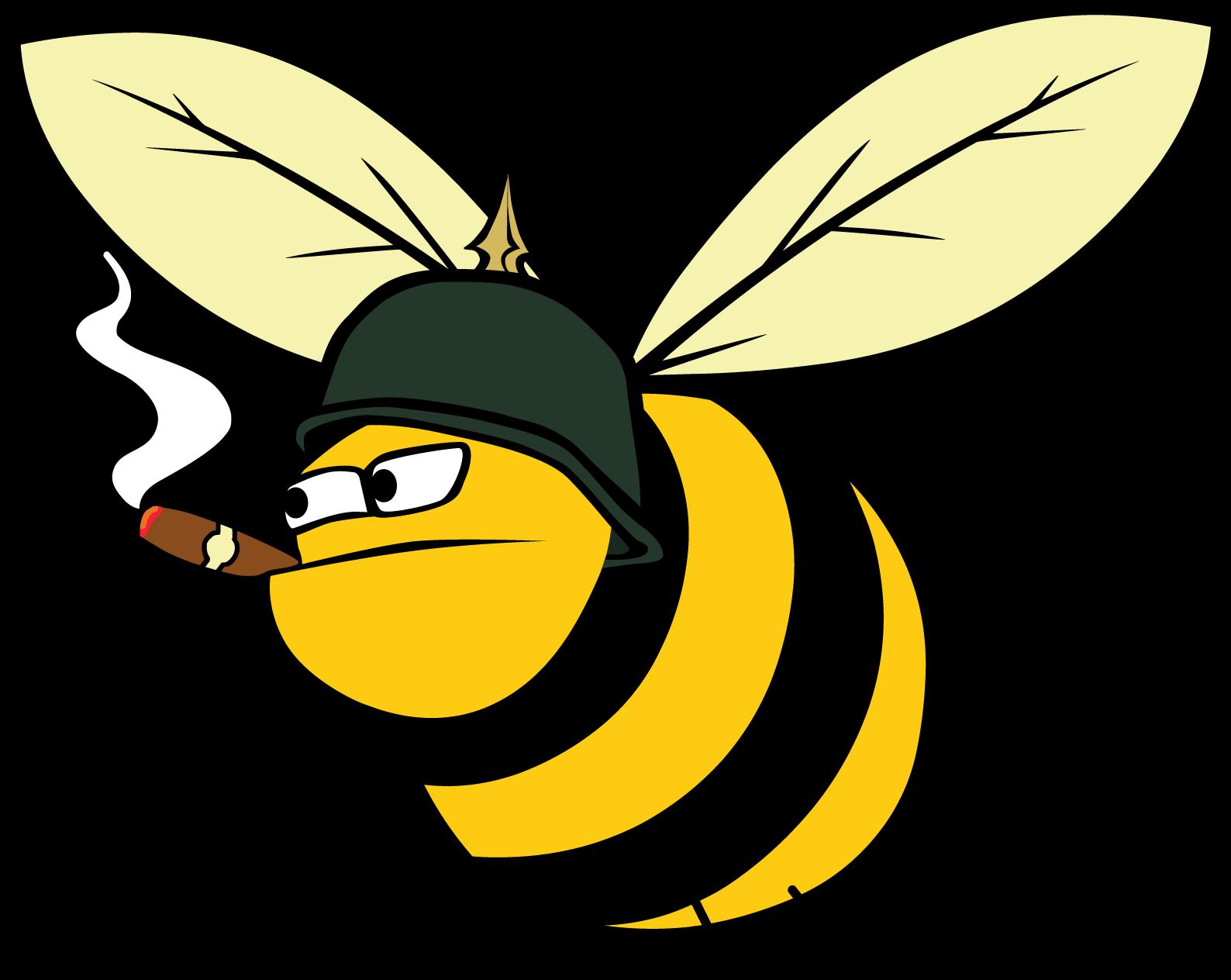 Смешные картинки пчелка, праздником друзей поздравления