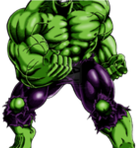 Slender Man Clipart Hulk Png Download Full Size Clipart 2893576 Pinclipart