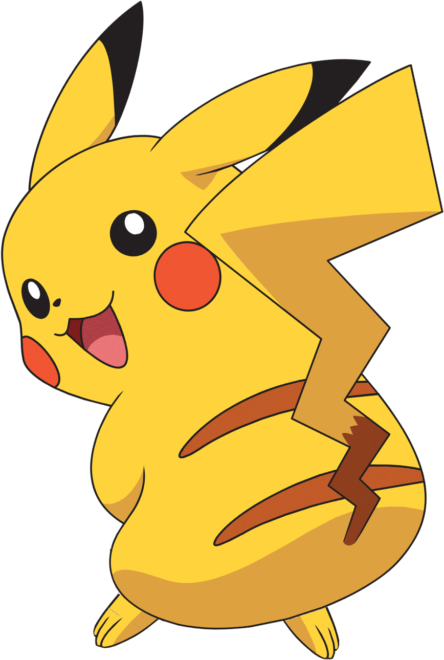 Copy Link Pikachu Meme Transparent Background Clipart Full