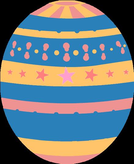 3 33613 orange clipart easter eggs pink easter egg clipart