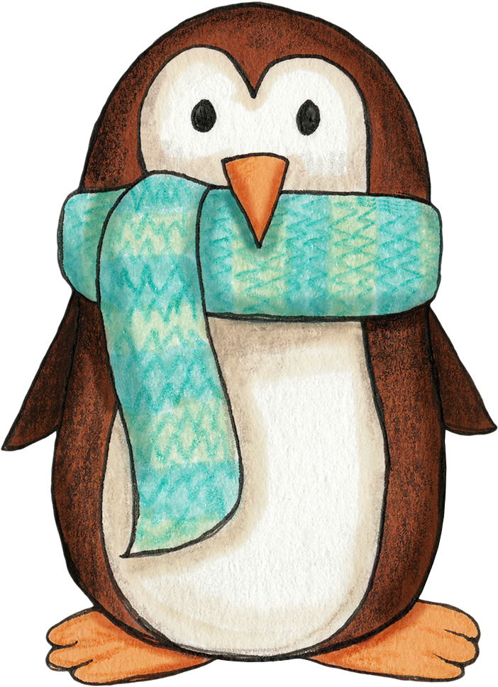 Наступающим новым, прикольные картинки для срисовки в лд на тему зима