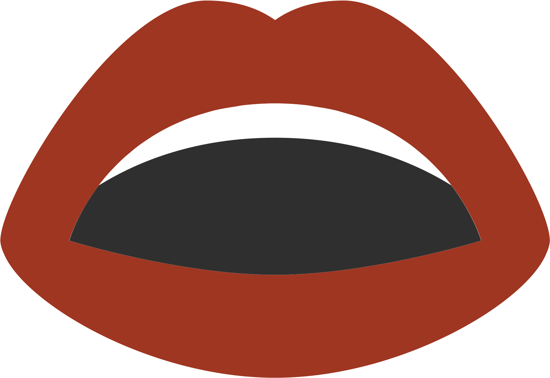 Red Lips PNG Clip Art - Best WEB Clipart