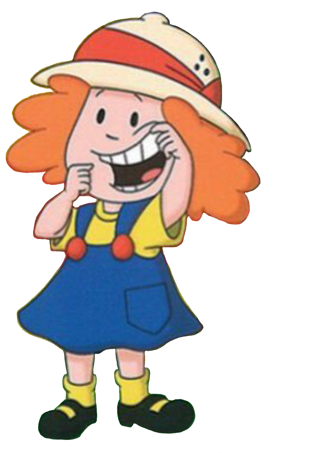 Maggie And The Ferocious Beast Clipart