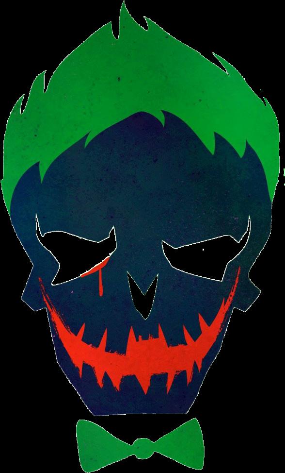 Joker Clipart Jokar Joker Stickers Suicide Squad Png Download Full Size Clipart 327128 Pinclipart