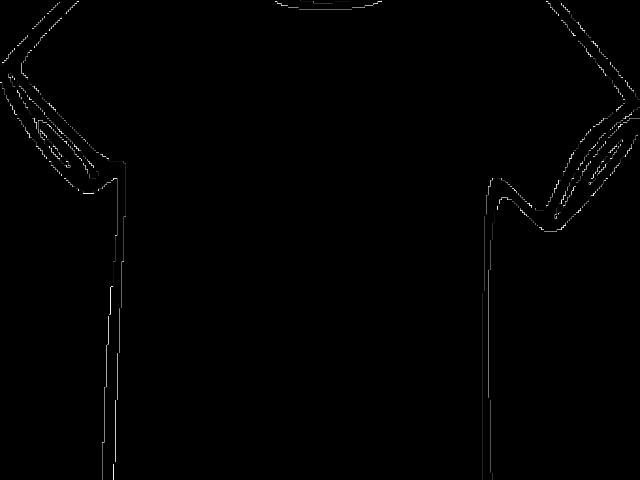Roblox Template Outline Transparent Blue Dress Clipart Kid Sweatshirt T Shirt Outline Png Download Full Size Clipart 3223935 Pinclipart