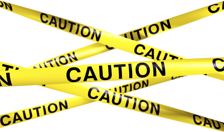 Police Tape Transparent - Transparent Background Caution ...