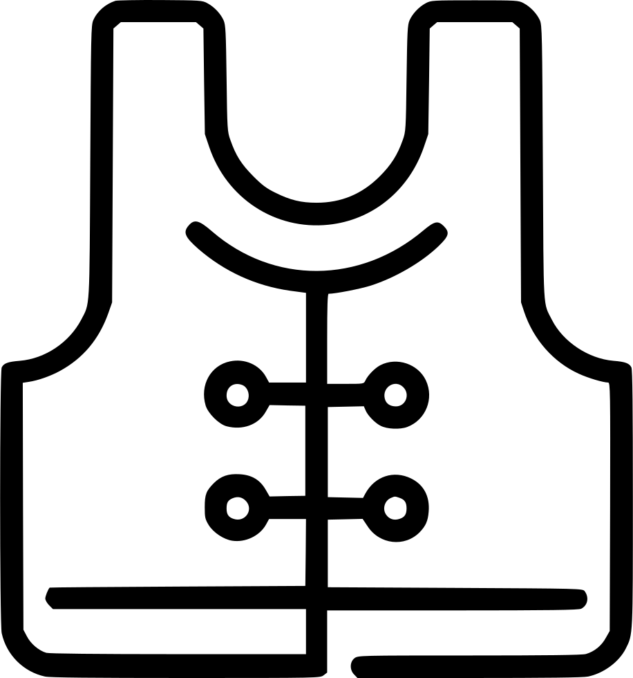 Life Vest Comments Life Jacket Clipart Black And White Png Download Full Size Clipart 3253795 Pinclipart