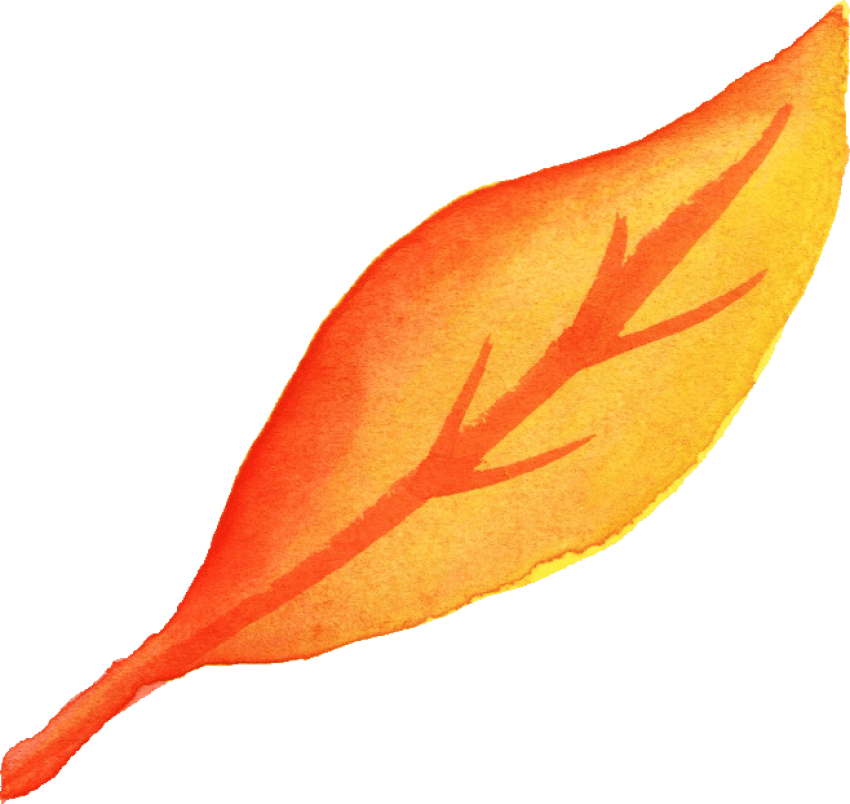 Free Png Download Leaf Watercolor Fall Png Images Background Fall Leaf Watercolor Png Clipart Full Size Clipart 3318704 Pinclipart
