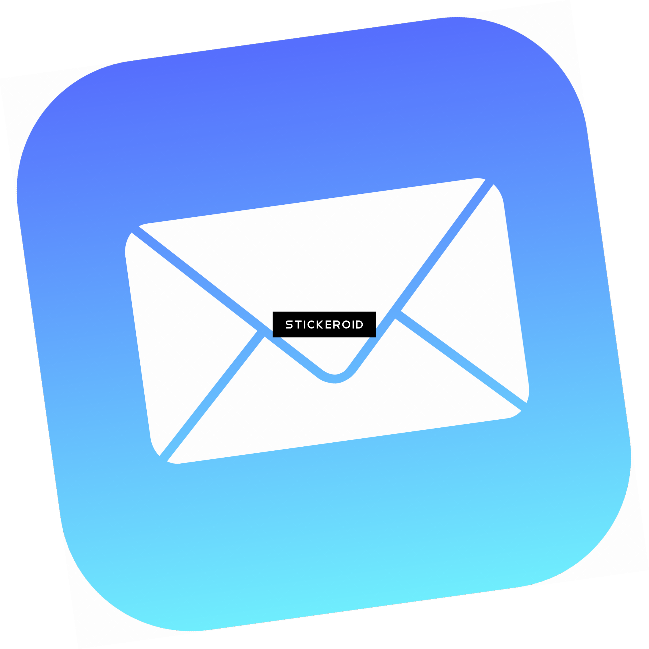 Email - Apple Mail App Clipart - Full Size Clipart (#3337226
