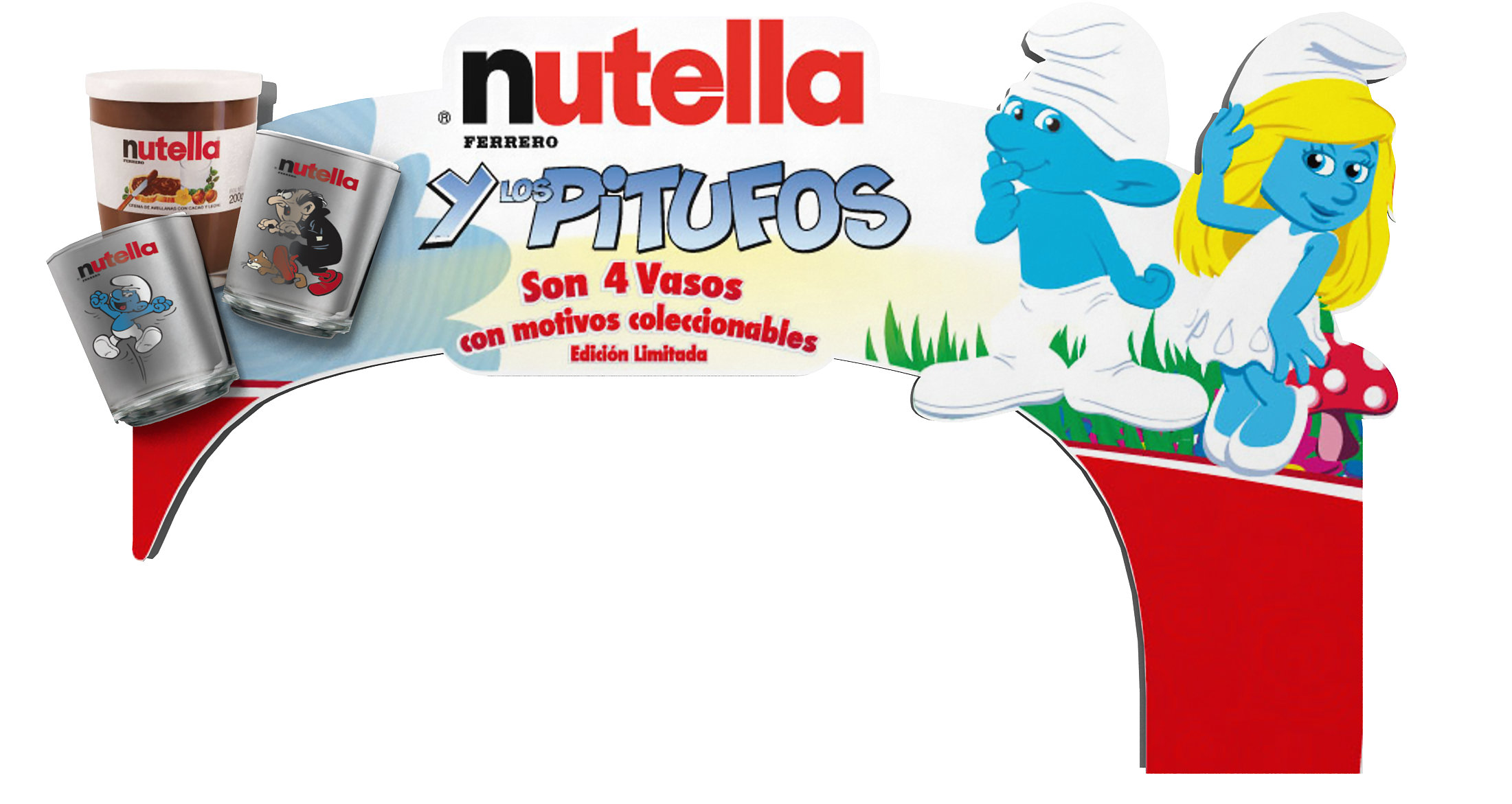 Nutella Clipart - Full Size Clipart (#3345337) - PinClipart