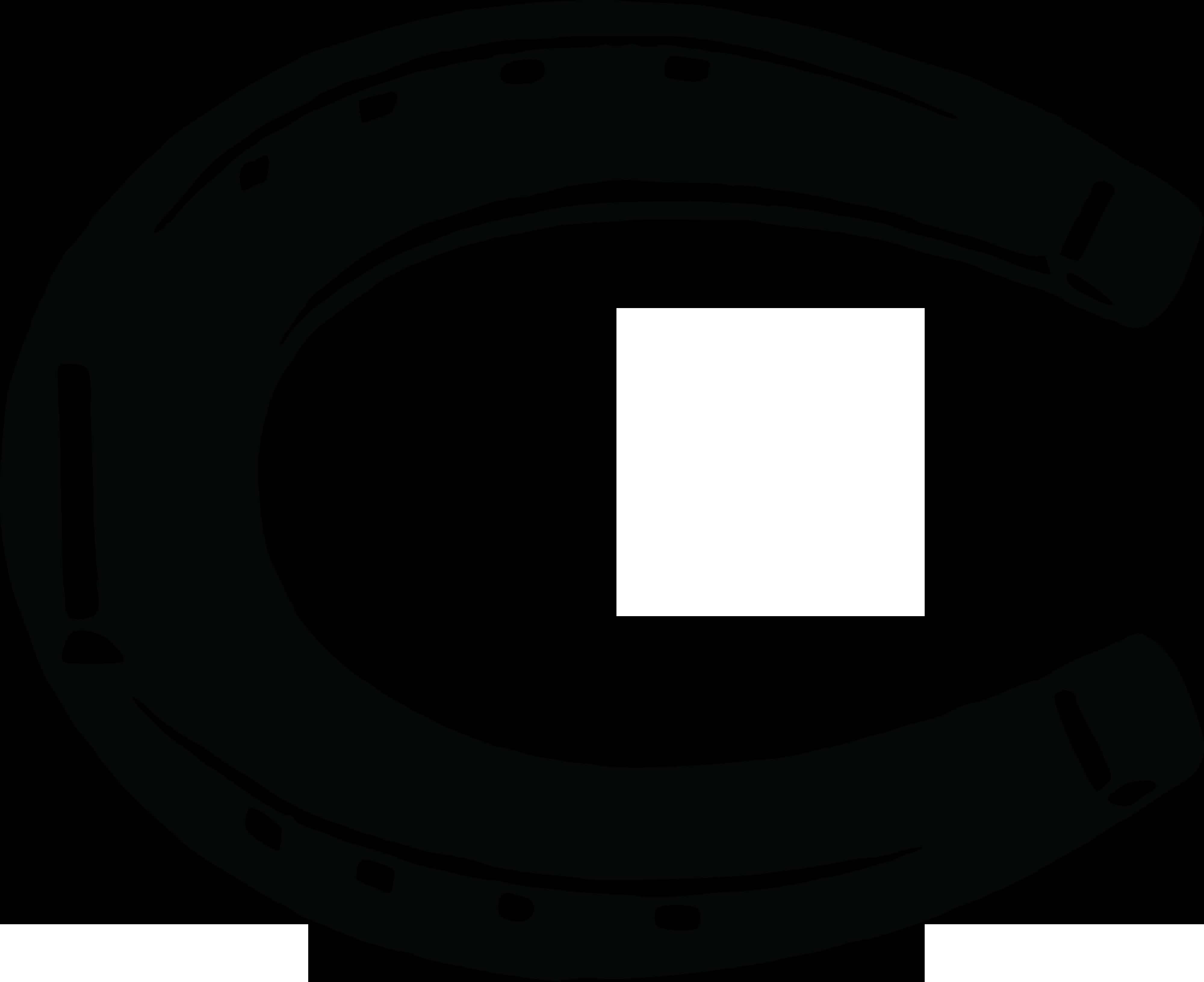 Horseshoe Vector Clipart Image Free Stock Public