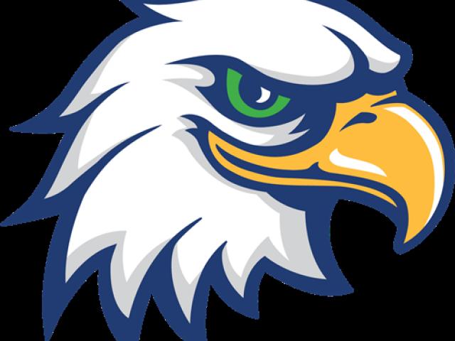 Download Ivy Clipart School Logo - Blue Eagles Logo - Png ...