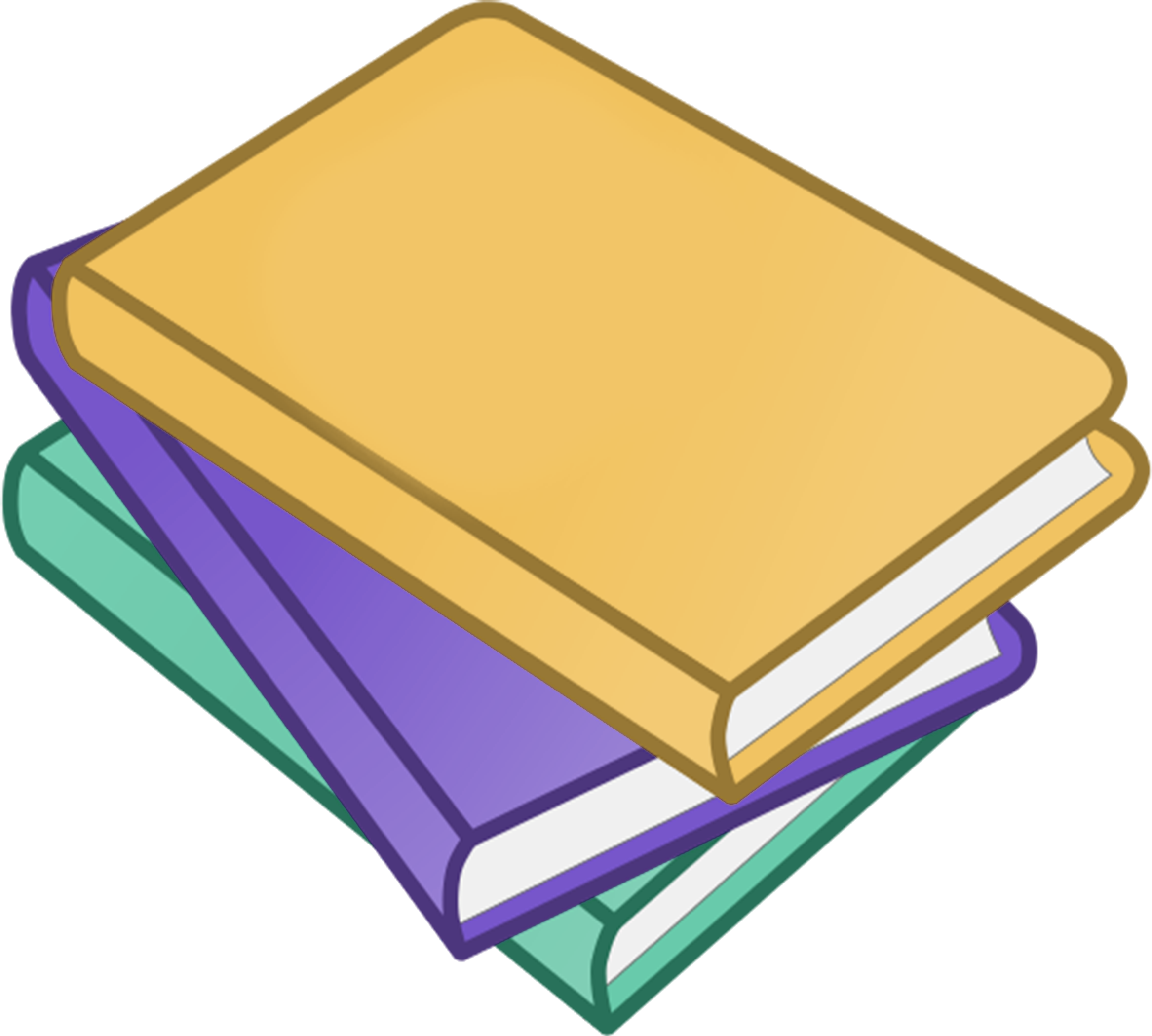 Messy Stack Of Books Transparent Background Book Clipart Png Download Full Size Clipart 3458029 Pinclipart