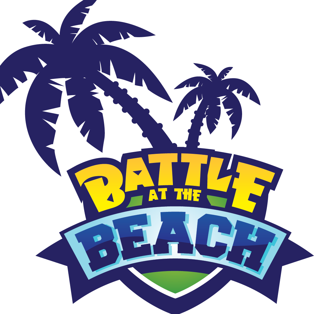 Girls Softball Logos Battle At The Beach Clipart Full Size Clipart 3494317 Pinclipart