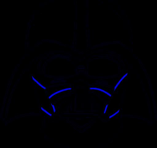 Drawn Darth Vader Darth Vader Sketch Png Clipart Full Size Clipart 3526274 Pinclipart