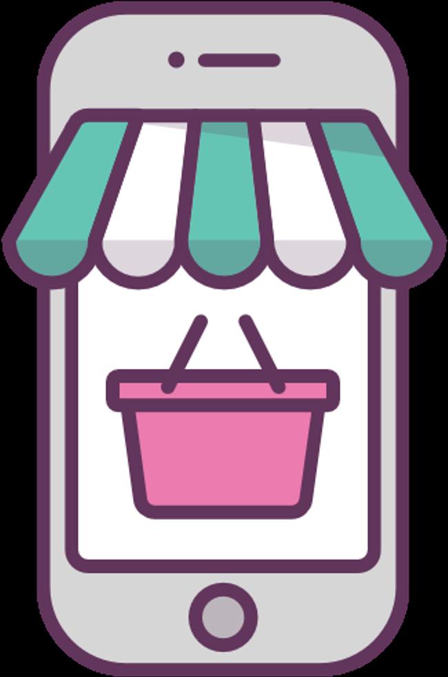 Image result for shop online clipart