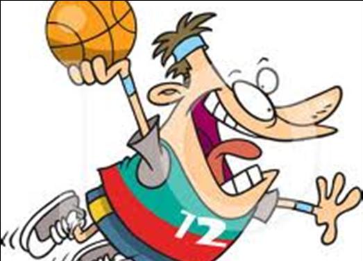 Men S Basketball Basketball Funny Pics Cartoons Clipart Full Size Clipart 3545523 Pinclipart