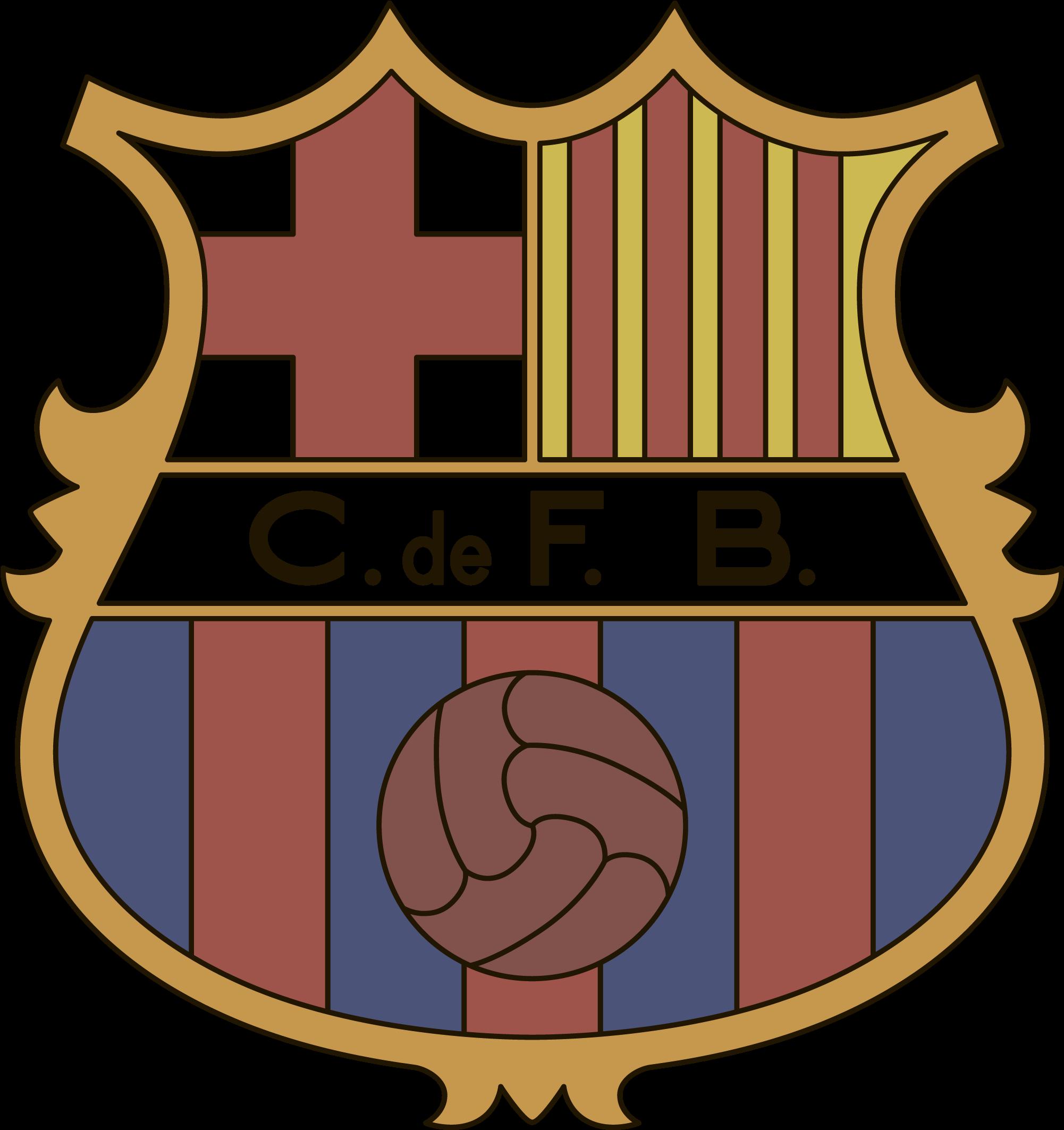 Fc Barcelona Logo Png Hd