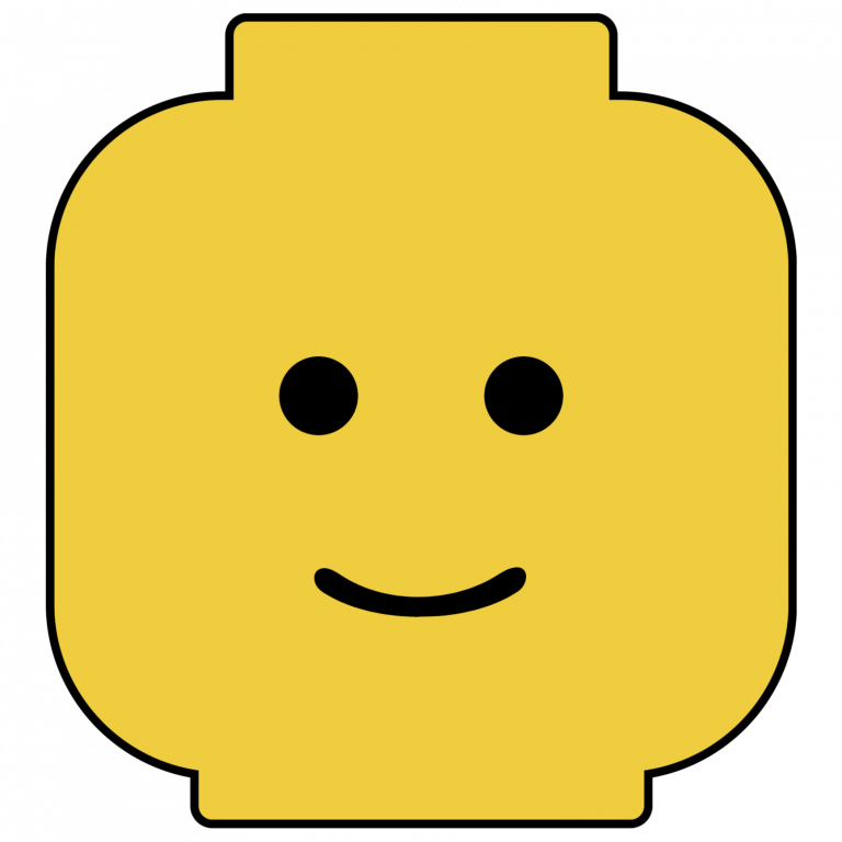 This is a photo of Lego Minifigure Printable within figure