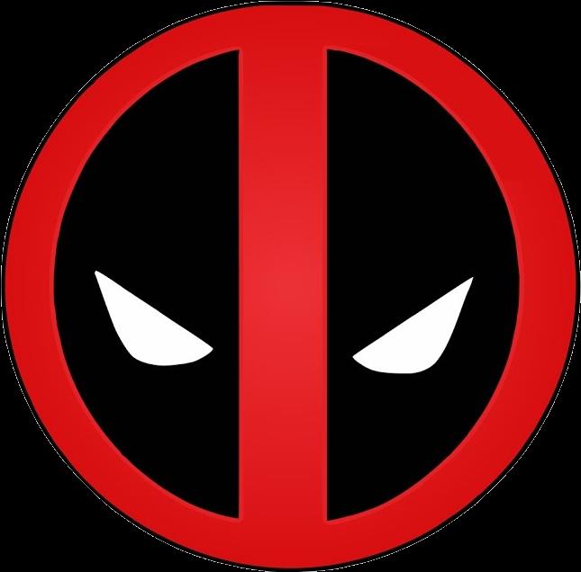 Deadpool Logo Png Deadpool Logo Transparent Clipart Full Size Clipart 3600587 Pinclipart