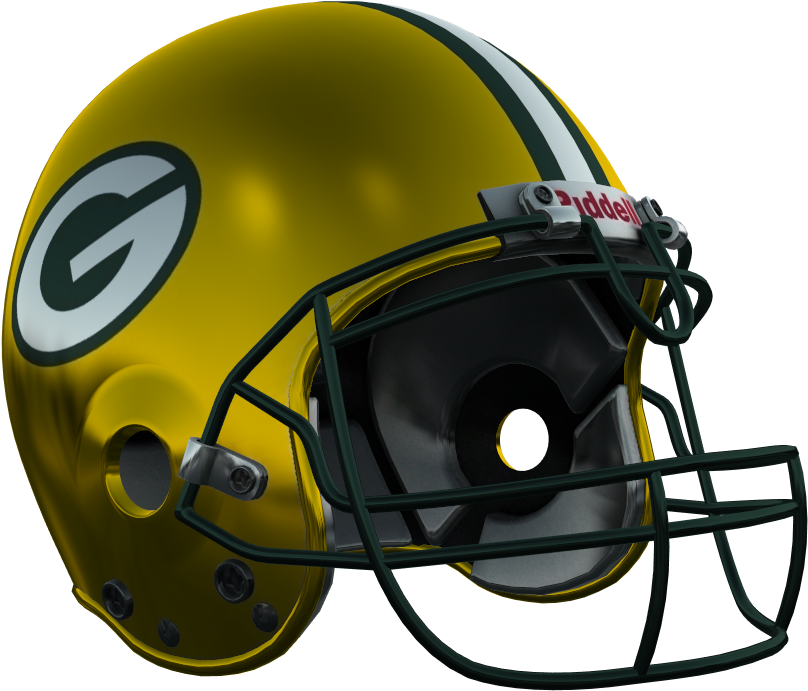 Image Result For Green Bay Packers Png Transparent Football Helmet Clipart Full Size Clipart 3620642 Pinclipart