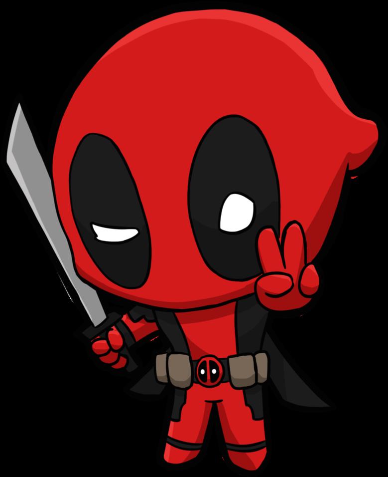 Gina Clip Deadpool Deadpool Chibi Png Transparent Png Full Size Clipart 3664134 Pinclipart