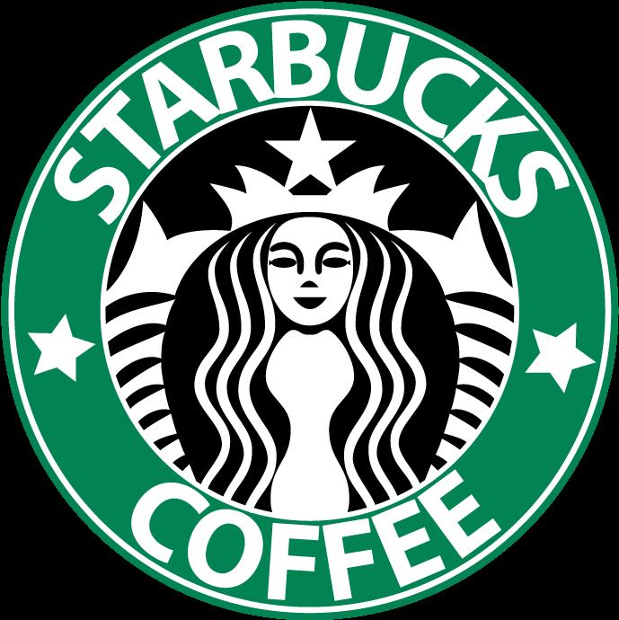 688 X 700 3 - Starbucks Logo Png Transparent Clipart ...