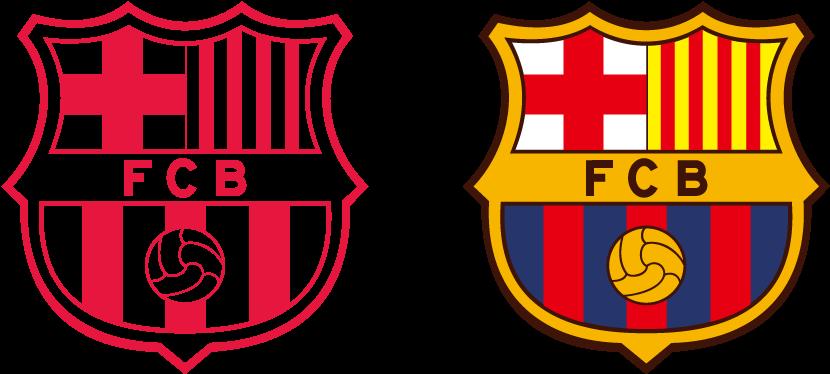 Fc Barcelona El Clxe1sico Real Madrid C Clipart Full Size Clipart 3672031 Pinclipart